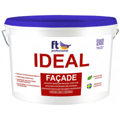 FT PROFESSIONAL Фарба д/фас/інтер IDEAL FACADE Bace C 9 л